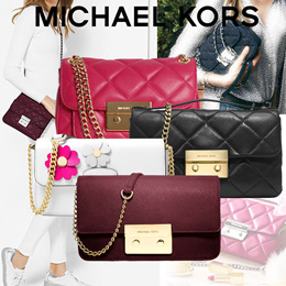 Michael Kors Soan Cross Shoulder Bag/Official Genuine Products Shipped from USA