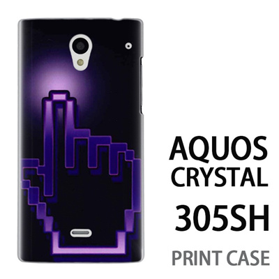AQUOS CRYSTAL 305SH 用『No3 TAP』特殊印刷ケース【 aquos crystal 305sh アクオス クリスタル アクオスクリスタル softbank ケース プリント カバー スマホケース スマホカバー 】の画像