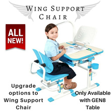 Children Ergonomics Study Table and Chair Newly Added Features /Children Ergonomics Study Desk