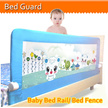 2017 2nd gen ★best price★Soft folding bed guard/ Baby Bed Rail Fence bumper Gift /1.2m 1.5m 1.8m