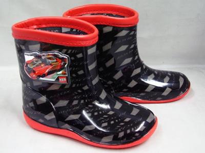 (A倉庫)トミカ 10576 子供長靴 男の子 キャラクター レインシューズ キッズ レインブーツの画像