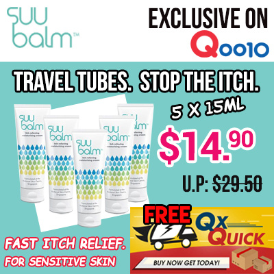ONE DAY SPECIAL!! Suu Balm Deals for only S$29.5 instead of S$0