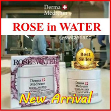 Derma Medream Rose Water Soothing Jelly Mask E150ml