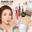 GET 3 PCS_Paket Make Up E.L.F (Liquid Lipstick + All Over Stick + EyeShadow)