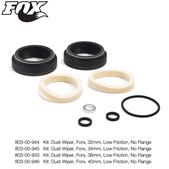 FOX KIT: DUST WIPER FORX LOW FRICTION NO FLANGE | 803-00-944 (32mm) |803-00-945 (34mm) | 803-00-933