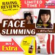 [Free half box volume]2B Alternative For Face Slimming Serum 7mlX 2vials!/Contours and achieve VFac