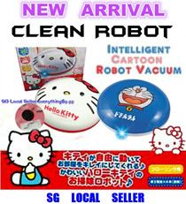 Japanese Sanrio Disney Sweeper Robot Cleaner♥#dress#watch#bag#baby#fidget spinner#powerbank#table#