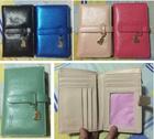 Fashion medium wallet ID credit card holder clutch purse