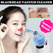 ♥ BLACKHEAD VACUUM CLEANER ♥ PORE CLEANSING DEVICE ♥ SUCK OUT BLACKHEAD/WHITEHEADS/SEBUMS/DEAD SKIN/