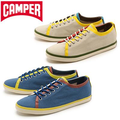 カンペール ツインズ CAMPER TWINS メンズ カジュアル シューズ キャンパス スニーカー 靴の画像