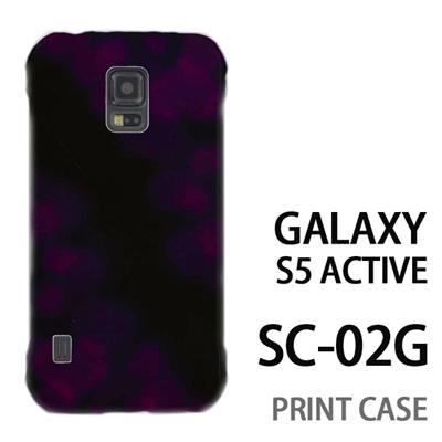 GALAXY S5 Active SC-02G 用『No3 セクシーハート』特殊印刷ケース【 galaxy s5 active SC-02G sc02g SC02G galaxys5 ギャラクシー ギャラクシーs5 アクティブ docomo ケース プリント カバー スマホケース スマホカバー】の画像