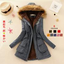数量限定 新品登場 レディース コート 大きいサイズあり 中綿コート 裏起毛 超お得な 超暖かい 8色