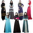 【LOVE*FAMILY】**1 SHIPPING COST*** 2015 Jubah Dress Muslim Womens Clothing Long Sleeve Dress Traditional Muslim Women Clothing  LYQ029