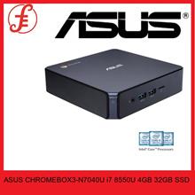 ASUS CHROMEBOX3-N7040U Intel Core i7 8550U 4GB 32GB SSD WL AC Vesa Chrome OS 3Y