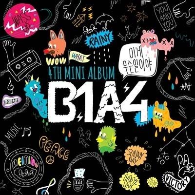【クリックでお店のこの商品のページへ】韓国音楽 B1A4 - これは何が起こっている [4th Mini Album]:写真集+ステッカー+ポスター筒(予約 発売日:2013.05.08以後)B1A404MNG