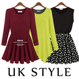 Special Offer!All Plat Price RM19.00 UK Fashion Plus Size Dresses Tops Blouses Skirts