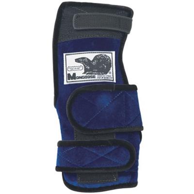 ABS(アメリカン ボウリング サービス) マングース ブルー BL 【ボウリンググローブ リスタイ サポーター ボーリング】の画像