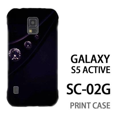 GALAXY S5 Active SC-02G 用『No3 ダイヤベルト』特殊印刷ケース【 galaxy s5 active SC-02G sc02g SC02G galaxys5 ギャラクシー ギャラクシーs5 アクティブ docomo ケース プリント カバー スマホケース スマホカバー】の画像