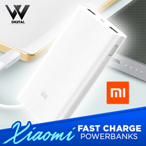 BEST PRICE! Xiaomi GEN2 Powerbank 20000/10000/10000pro mAh Authentic with LOCAL Warranty