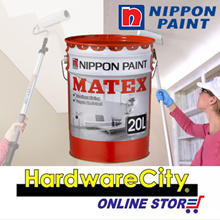 Nippon Paint 9102 Matex Emulsion 20L