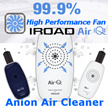 IROAD AirQ / Vehicle Anion Air Cleaner /Portable Air Purifier machine /IROAD OFFICIAL STORE