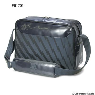 アディダス (adidas) リフレクターエナメル M(ナイトメット) DDV31-F91701 [分類:エナメルバッグ (中型)] 送料無料の画像