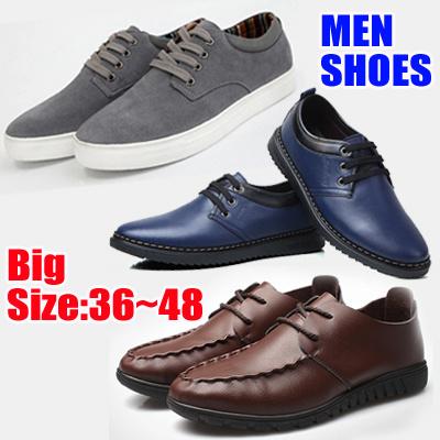 qoo10 shoes big size plus size mens casual shoes