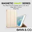 ★ Smart iPad Tablet Casings/Covers for iPad 2/3/4/5 (New 2017) Air 1/2 Mini 1/2/3/4 Pro 9.7/12.9-in