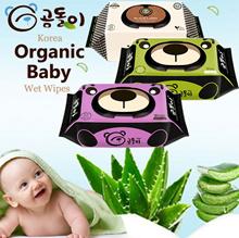 5th restocked Gomdoli ♥Premium Quality♥ Korean Organic Wet Wipes/Best Wet Tissue / Made in Korea