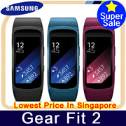 [Lowest Price in the World] 2016 NEW Gear Fit 2 / Smart Watch / GPS sports band /  Fitness Widget  / Cycling / Running / Elliptical///EO-MG900