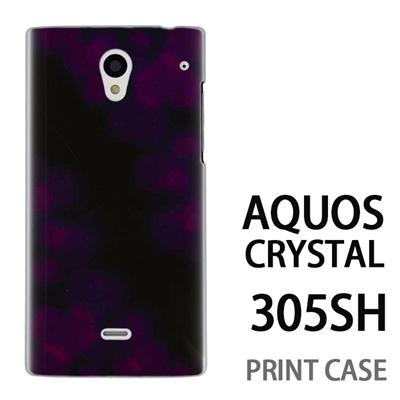AQUOS CRYSTAL 305SH 用『No3 セクシーハート』特殊印刷ケース【 aquos crystal 305sh アクオス クリスタル アクオスクリスタル softbank ケース プリント カバー スマホケース スマホカバー 】の画像