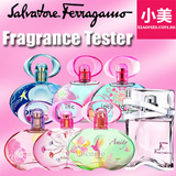 【TESTER】♥Ferragamo Fragrance for Women! FG Fascinating EDT 90ml/Charms EDT 100ml/Shine EDT 100ml/Heaven EDT 100ml/Bliss EDT 100ml/Bloom EDT 100ml (New Edition)/Amity EDT 100ml.(Fragrance/Perfume)
