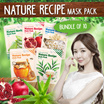[Secret Key] Korean Facial Masks | Original | Various Flavours | Bundle of 10