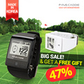 ★FineCaddie★ Golf GPS Rangefinder/ Golf GPS watch/Golf GPS/Handheld GPS/Training equipment/Golf Unit/Made in KOREA