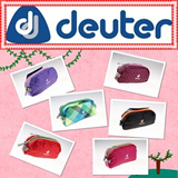 Deuter mini box M with free gift suitable to use as pencil case in office /wash bag
