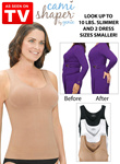 Cami Shaper by Genie 3-in-1 Bra/Camisole/Shaper - As Seen On TV