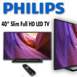 Philips Full HD Slim LED TV 40PFA4500/98 -  SINGAPORE WARRANTY