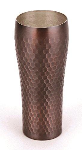 アサヒ食楽工房銅製ビアカップ350mlCNE940