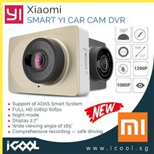 Xiaomi Xiaoyi YI Dash Camera Car DVR Smart DVR WiFi Dash Camera 165 Degree ADAS 1080P (Export Set)