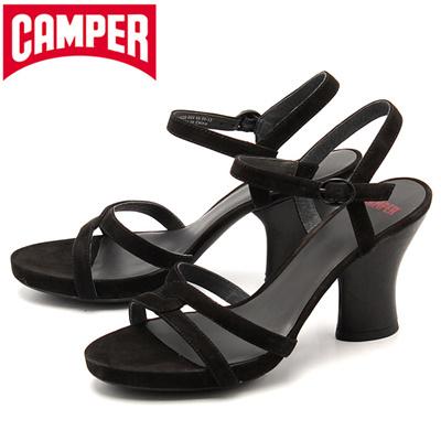 カンペール リラ アルト CAMPER LILA ALTO レディース カジュアル サンダル レザー 靴の画像