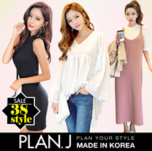 ★ Update 21/2 ★ Premium Dresses New Arrival ◈ Korean No.1 Top PLAN.J