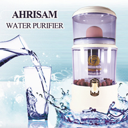 [Ahrisam]★AhriSam Water purifier E1000★ Mineral/Natural filtering/Healthy water/Practical strap/Alkaline waterMoisture recharge/Republic of Korea/ SBA_2014