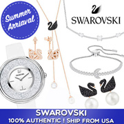 [SWAROVSKI] [Limited Offers] Bracelets Necklaces Earrings Watches NEW 100% Authenticity Guarant