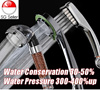 ★READY STOCK IN SG★[300% up Water pressure/40% water conservation showerhead/SAP shower shower head