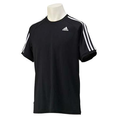 アディダス(adidas) M adidas24/7 Tシャツ KBY12 A97191 BLK/WHT 【メンズ トレーニングウェア 半袖】の画像