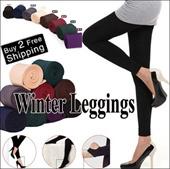 Leggings / hot add fertilizer increased with velvet Leggings/thickening waist/cashmere nine Pants/very warm