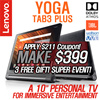 [MAKE $399!! Only for 1DAY!] NEW Yoga Tab 3 Plus 32GB / YOGA TAB3 PLUS / Your Personal TV / 25.6cm