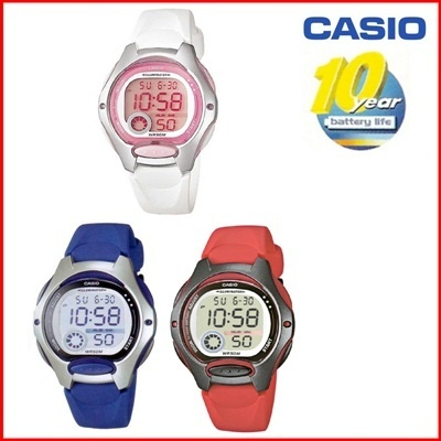 Qoo10 - Casio Ladies/ Kids Digital Watch LW-200 : Home ...