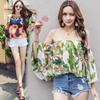 summer  blouses/off-shoulder blouses/casual blouse