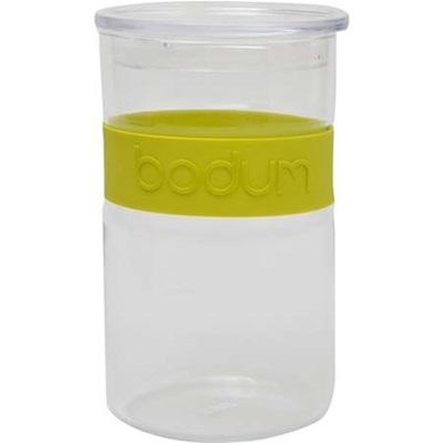 ボダム(bodum)プレッソ保存容器 1.0L ライムグリーン 11099-565 【日用品 保存容器・ストッカー】の画像
